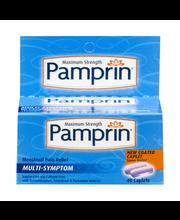 Pamprin Maximum Strength Multi-Symptom Menstrual Pain Relief ...