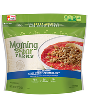 MorningStar Farms® Meal Starters® Grillers® Crumbles™ 12 oz. ...