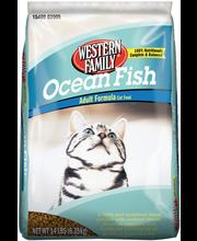 Wf Ocean Fish Cat Food