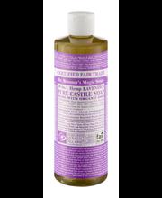 Dr. Bronner's Magic Soaps 18-in-1 Hemp Lavender Pure Castile ...