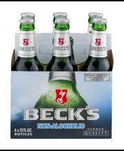 Beck's Non-Alcoholic - 6 PK