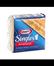 Kraft Singles American Cheese Slices 16 ct Pack