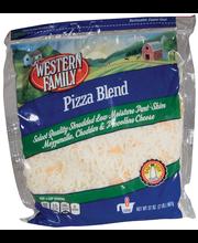 Wf Pizza Shredded Chse