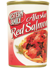 Wf Red Salmon