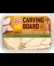 Oscar Mayer Carving Board Oven Roasted Turkey Breast 7.5 oz. Tub