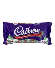 Cadbury Holiday Candy Coated Solid Milk Chocolate Snowballs 1...