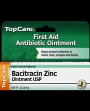 TOPCARE BACITRACIN ZINC OINT