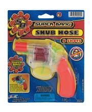 Ja-Ru Super Bang Snub Nose 8 Shots
