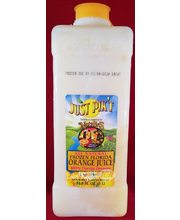 Just Pik't Orange Juice 33.8 Oz