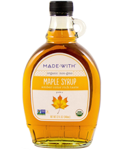 Mandew Maple Syrup Amber