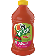 V8 Splash® Watermelon Cherry, 64 oz.