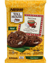 Nestle TOLL HOUSE Hot Cocoa Cookie Dough 16 oz.