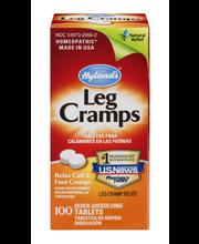 Hyland's Leg Cramps Quick-Dissolving Tablets - 100 CT