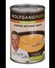 Wolfgang Puck® Organic Signature Butternut Squash Soup, 14.5 oz.