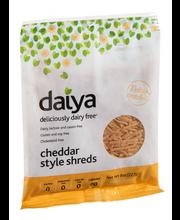 Daiya Deliciously Dairy Free Cheddar Style Shreds