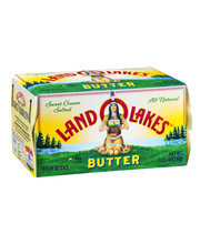 Land O'Lakes® Sweet Cream Salted Sweet Butter Sticks 4 ct Box