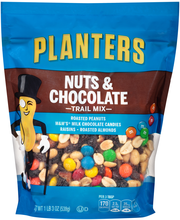 Planters Nuts & Chocolate Trail Mix 19 oz. Pouch
