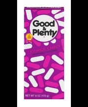 Good & Plenty Licorice Candy