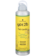 Got2b Fat-Tastic Thickening Plumping Mousse 8.5 oz. Aerosol Can