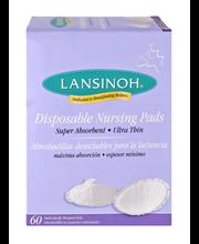 Lansinoh Disposable Nursing Pads - 60 CT