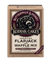 Kodiak Cakes Frontier Flapjack and Waffle Mix Buttermilk & Honey