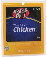 Wf Chicken Thin Sliced