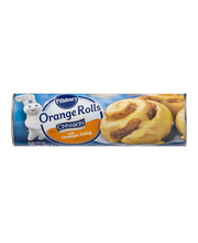 Pillsbury Orange Rolls with Orange Icing 8 ct Can