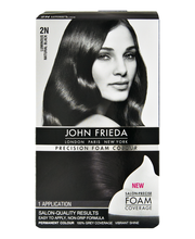 John Frieda® Precision Foam Colour Luminous Natural Black  2N...