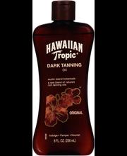 Hawaiian Tropic® Original Dark Tanning Oil 8 fl. oz. Squeeze ...