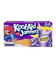 Kool-Aid Jammers Grape Flavored Drink 10-6 fl. oz. Pouches