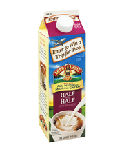 Land O Lakes® Half and Half  1 qt. Carton