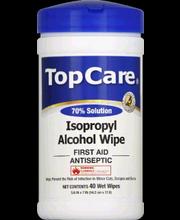 TOPCARE ALCOHOL WIPE ISOPROPYL