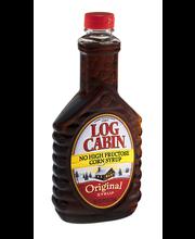 Log Cabin® Original Syrup 24 fl oz Bottle