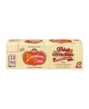Pennsylvania Dutch Birch Beer Soda Caffeine Free - 12 CT