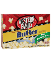 Wf Popcorn Micro Butter 6 Pk