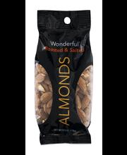 Wonderful Almonds Roasted & Salted