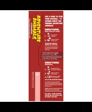Quaker® Adventure Animals™ Strawberry Instant Oatmeal 8-1.76 ...