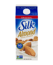 Silk® Original Almondmilk 0.5 gal Carton