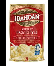 Idahoan® Buttery Homestyle Mashed Potatoes 4 oz. Pouch