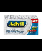 Advil Ibuprofen Tablets 200mg - 20 CT