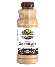 Gustafson Whole Choc Milk 1pt