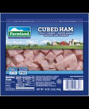 Farmland® Cubed Ham 16 oz. Pack