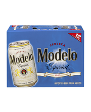 Modelo Especial Beer - 12 PK