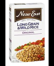Near East® Original Long Grain & Wild Rice Mix 6 oz. Box