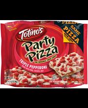 Totino's™ Triple Pepperoni Party Pizza 10.2 oz