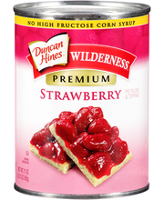 Duncan Hines® Wilderness® Premium Strawberry Pie Filling & To...