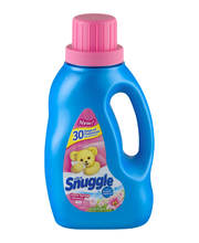 Ultra Snuggle® Fresh Spring Flowers™ Liquid Fabric Softener 3...