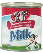 Milk - Canned & Dry