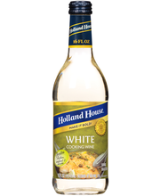 Holland House® White Cooking Wine 16 fl. oz. Glass Bottle