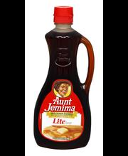 Aunt Jemima® Original Lite Syrup 24 fl. oz. Jug